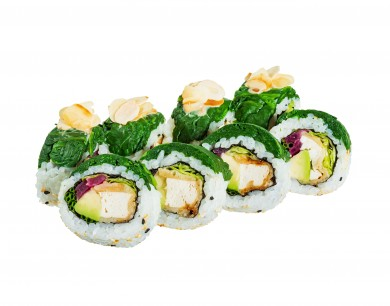 Vegetarian tofu roll