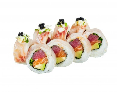 Roll «3 fishes»